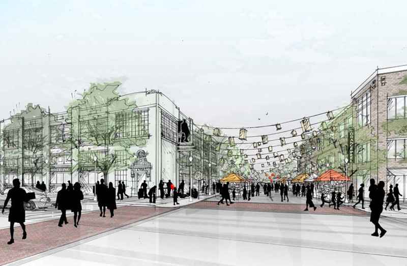 A Closer Look At Springfield's Phoenix Arts District