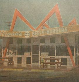 The Story of Milligan's Beefy Burgers